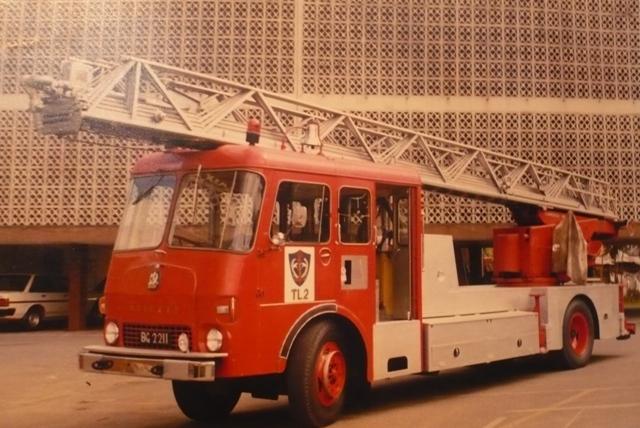 Bedford SH/Magirus TL