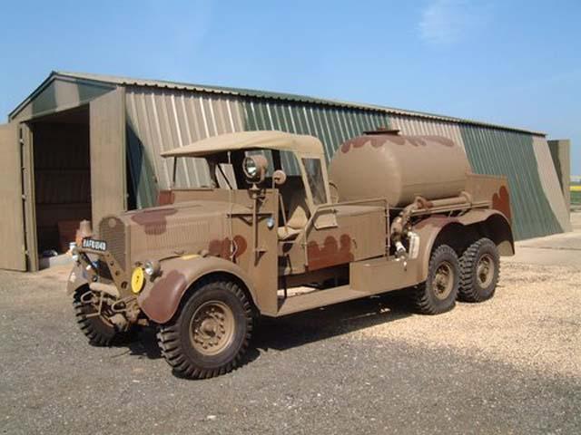 1942 Fordson WOT I CRASH TENDER