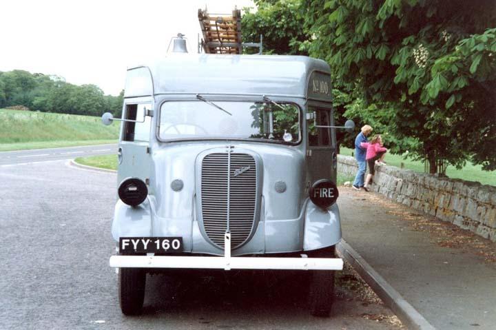 Fordson 7V Heavy Unit