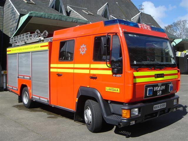 Laxey's first line appliance