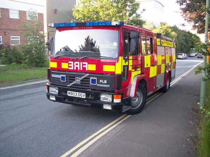 Suffolk Fire and Rescue - Needham Market