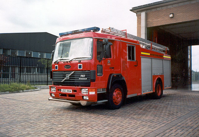 Volvo FS7 Newry Station