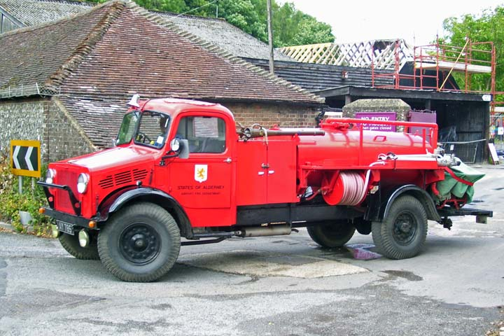1942 Bedford OY Water Tender Channel Islands