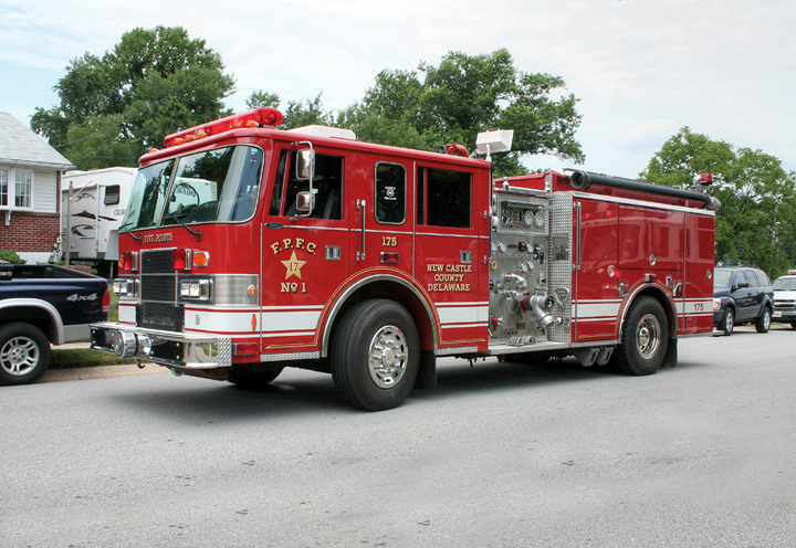 Engine 175 (Pierce Saber)