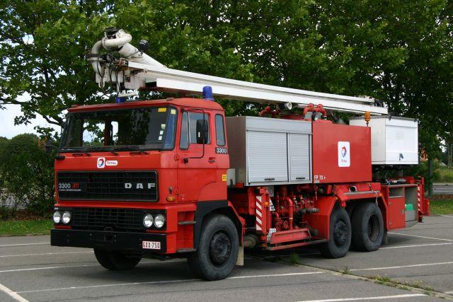 Works Fire brigade Total DAF 3300