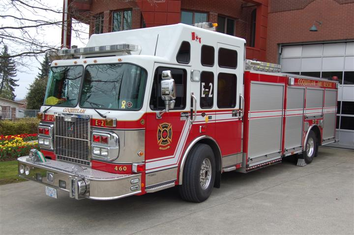 Coquitlam Fire-Rescue Engine 2