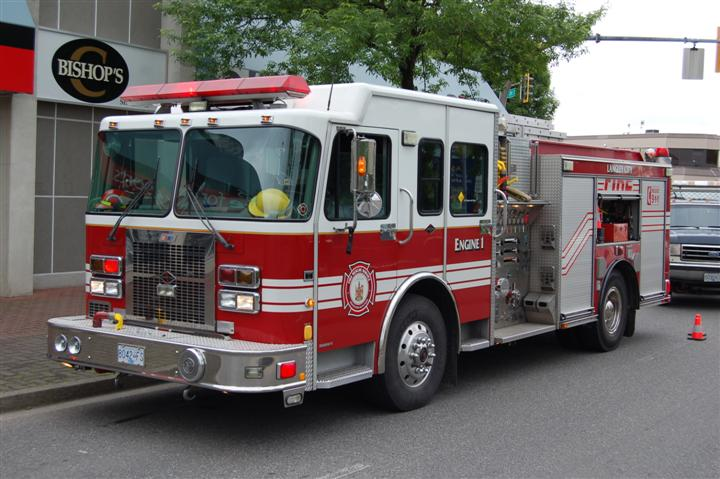 City of Langley Fire Rescue Service