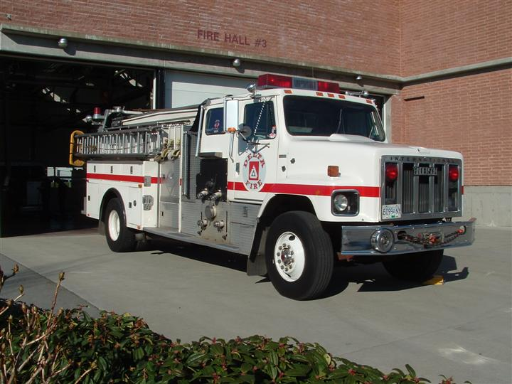 Delta Fire-Rescue Emergency Services Engine 3-1