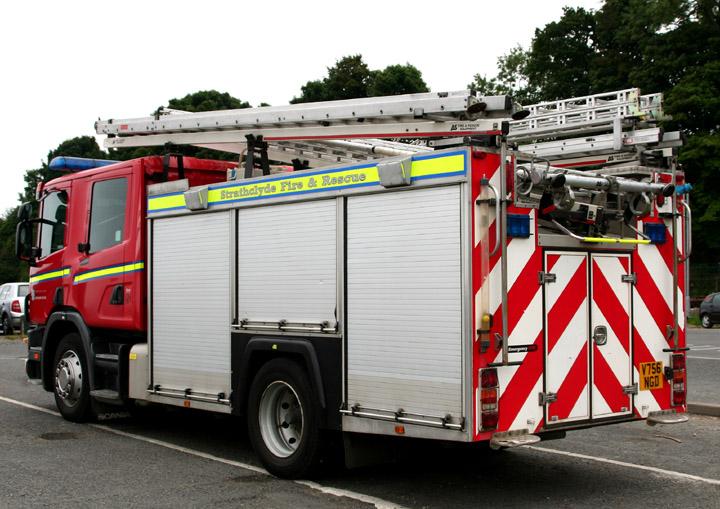 Scania 94D 220/Emergency one V756NGD
