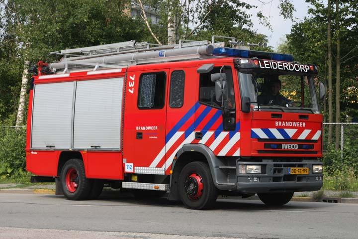 Brandweer Leiderdorp Iveco ML120E23 Eurocargo