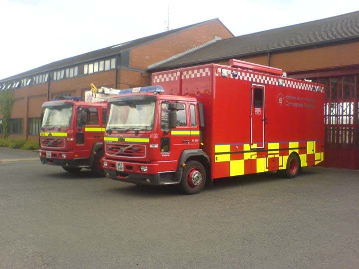 lisburn fire staion
