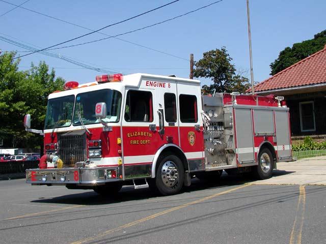 Elizabeth, N.J. - Engine 8
