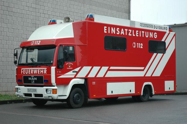 Duisburg Command unit