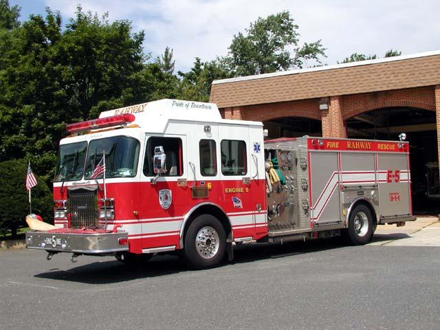 Rahway, N.J. - Engine 5